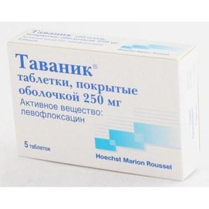 Лечение простатита таваник