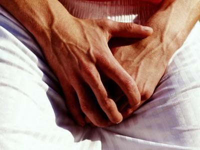 Боль в паху слева у мужчин