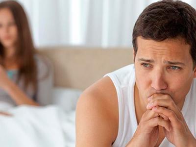 Мужчины не замечают признаков сексуального возбуждения