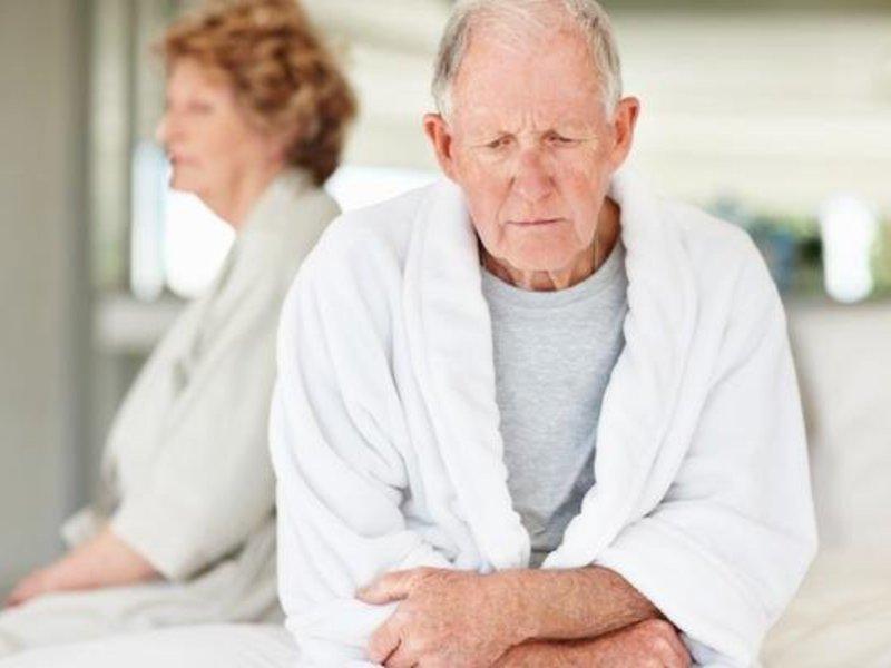 Аденома простаты у пожилых лечение