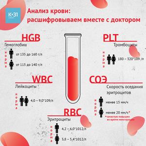 Расшифровка анализов крови на пса анализ мочи эпителий 2-3, лейкоциты 3-5, эритроциты 8-10-12