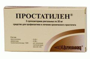 Препараты для лечения простаты у мужчин