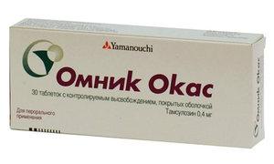 Применение препарата омник