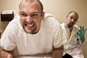 Массаж простаты - один из методов профилактики простатита