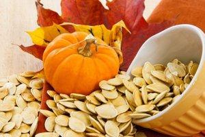 Вред и польза тыквенных семечек