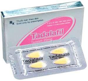 Тадалафил выпускается в виде капсул (таблеток)