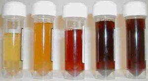 Меняет ли цвет мочи фуразолидон