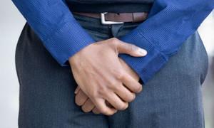 Затрудненое мочеиспускание у мужчин