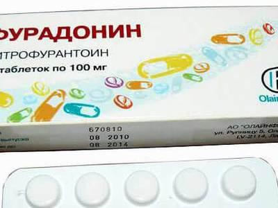 Фурадонин при цистите  эффективное средство для устранения причин и последствий болезни